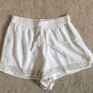Anthropologie-inspired Flowy Shorts